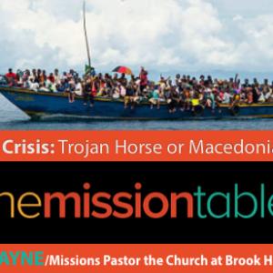 S3:E1 Refugee Crisis – Trojan Horse or Macedonian Call